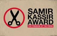 Siria, Egitto e Palestina vincono il premio per la libertà di stampa Samir Kassir
