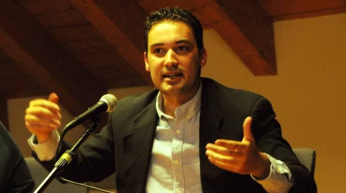 Lo scrittore Shady Hamadi. Il sogno di una felicita' araba