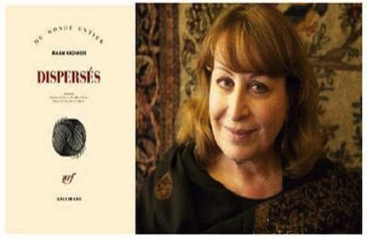 Inaam Kachachi  vince il Prix de la littérature arabe 2016