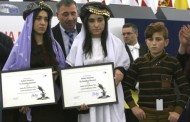 Due giovani yazide vincono il Premio Sakharov per i diritti umani