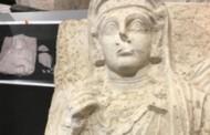 Restaurati i busti di Palmira, rientrano in Siria