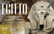Al MUDEC va in mostra l'Egitto di Amenofi II