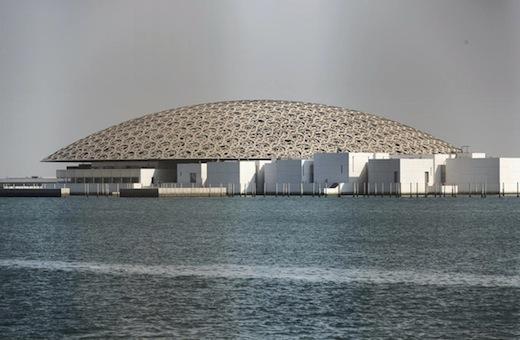 Il Louvre Di Jean Nouvel Inaugurato Ad Abi Dhabi Araba Fenice