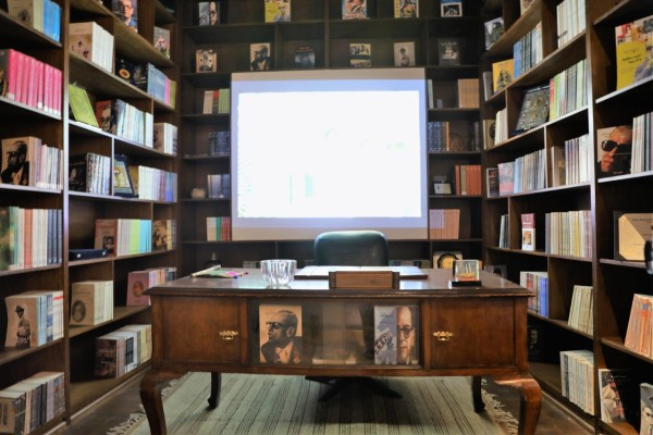 Apre al Cairo il museo dedicato a Naguib Mahfouz