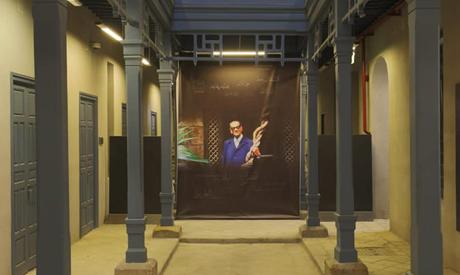 La figlia di Naguib Mahfouz dona 257 opere tradotte dell'autore al museo a lui dedicato